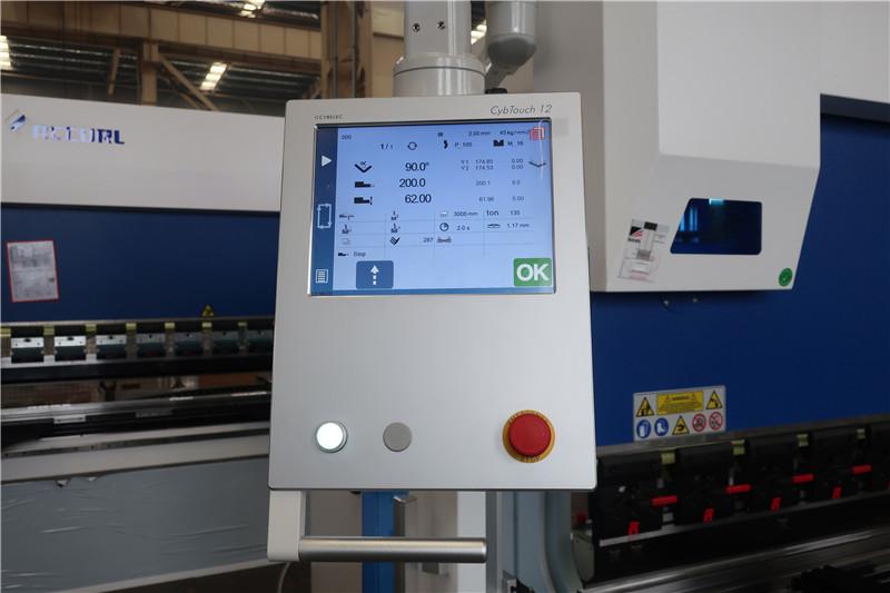 CybTouch 12 PS 2D CNC පද්ධතිය