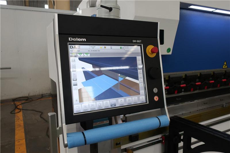 DELEM DA66T 3D CNC පද්ධතිය