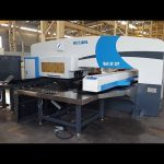 CNC servo-operated ram turret punch press servo cnc punching machine සඳහා ටොන් 50 ට වැඩි