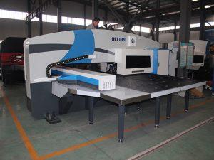 amada CNC turret punch press